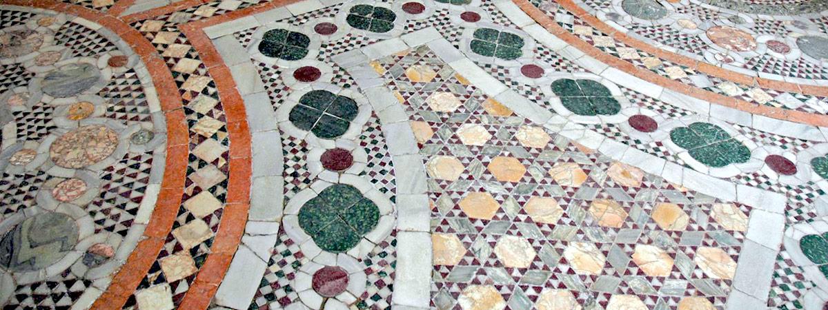 orientalische mosaik Fliesen
